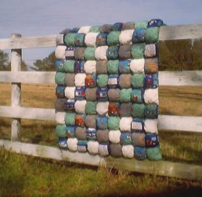 Puff Quilting Page 2