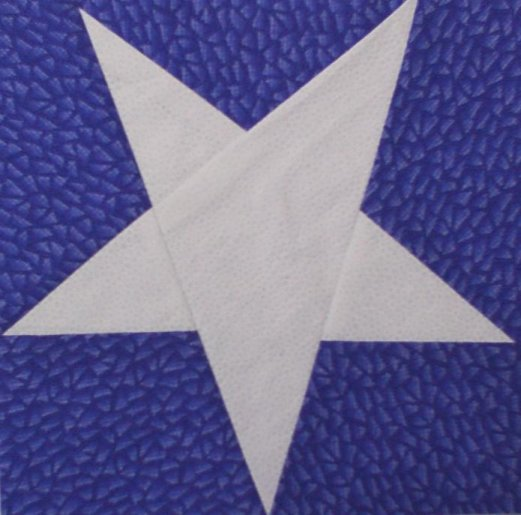 Five Pointed Star Classy 5 Point Star Quilt Pattern