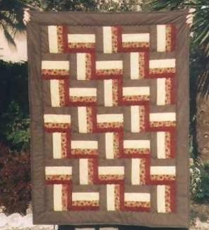 Railfence Quilt Pattern Free Quilt Patterns